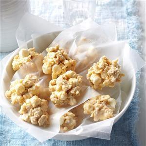 Nutty Rice Krispie Cookies Recipe