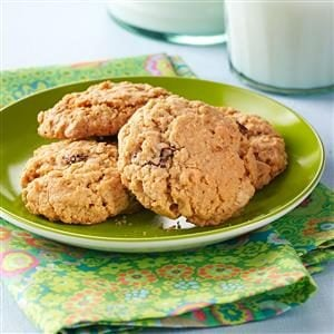Oatmeal Peanut Butter Chip Cookies Recipe