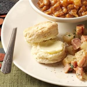 Old-Fashioned Buttermilk Biscuits Recipe