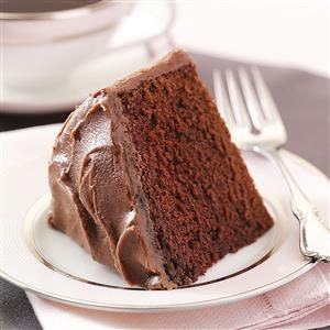 Old-Fashioned Fudge Cake Recipe