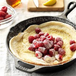 Old-World Puff Pancake Recipe