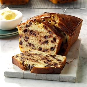 One-Bowl Chocolate Chip Bread Recipe
