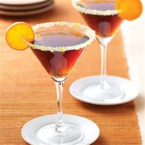 Orange & Coffee Martini Recipe