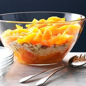 Orange Appeal Recipe