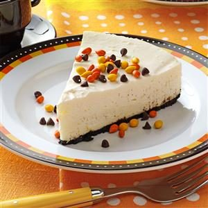 Orange Bliss Cheesecake Recipe
