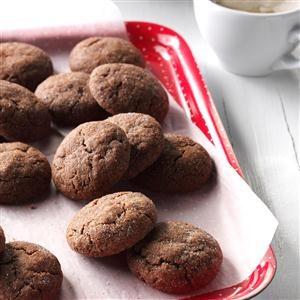 Orange-Chili Chocolate Cookies Recipe