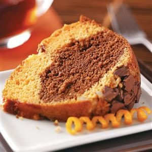 Orange Chocolate Cake Recipe