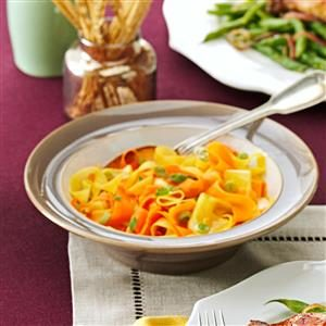 Orange-Glazed Carrots and Parsnips Recipe