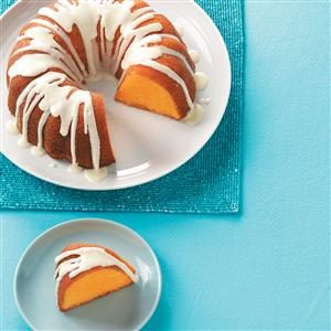 Orange-Lemon Cake Recipe