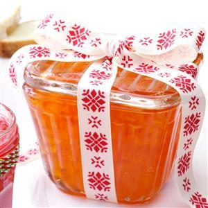 Orange Pear Jam Recipe