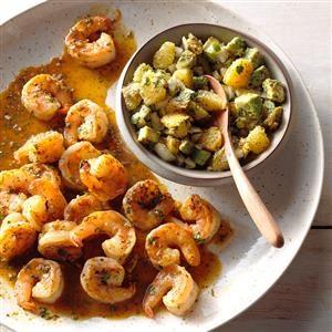 Orange Shrimp Mojo Recipe
