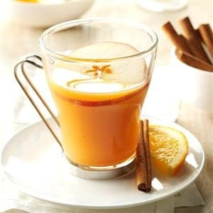Orange Spiced Cider Recipe