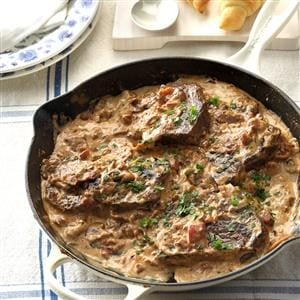 Oven Swiss Steak Recipe
