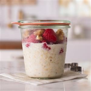 Watch Us Make: Overnight Oatmeal