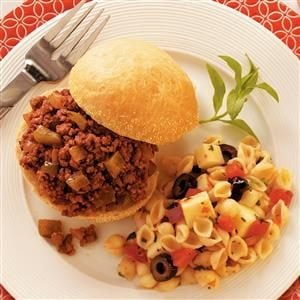 Ozark Sloppy Joes