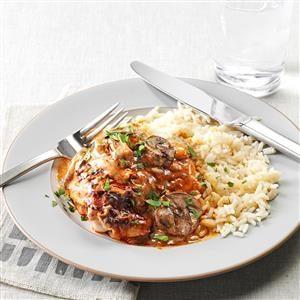 Paprika Chicken Thighs Recipe