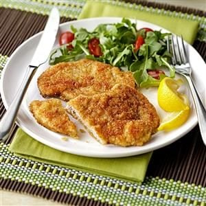 Parmesan Pork Cutlets Recipe