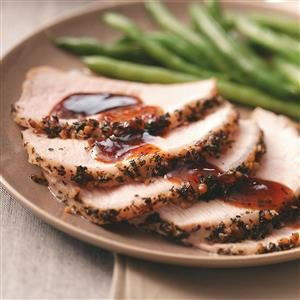Parmesan Pork Roast Recipe