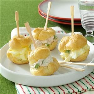 Party Puffs Recipe