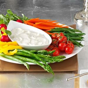 Party Vegetable Dip Recipe