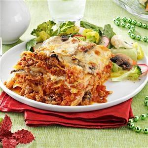Pasticho (Venezuelan Lasagna) Recipe
