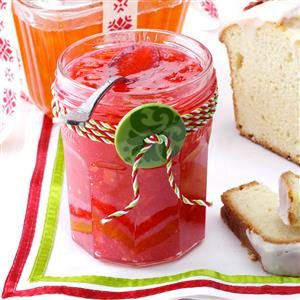 Peach Raspberry Jam Recipe