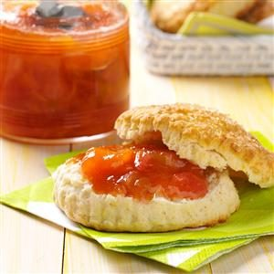 Peach Rhubarb Jam Recipe