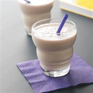 Peanut Butter & Banana Smoothie Recipe