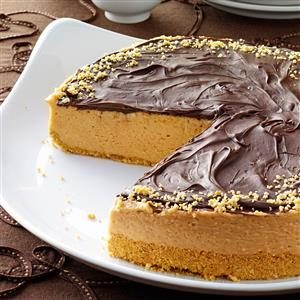 Peanut Butter Cheese Torte Recipe
