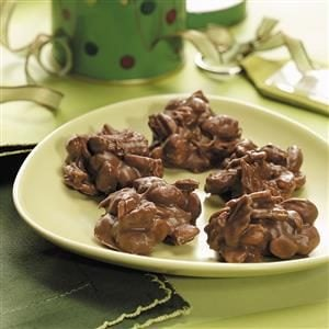 Peanut Butter Clusters Recipe