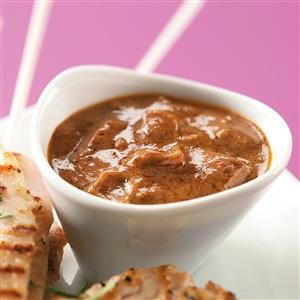 Peanut Butter Dipping Sauce Recipe