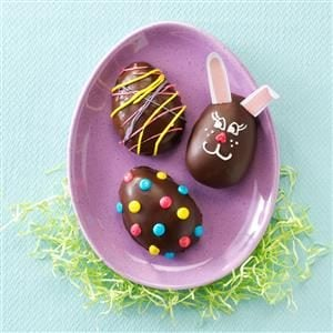 Peanut Butter Easter Eggs Recipe