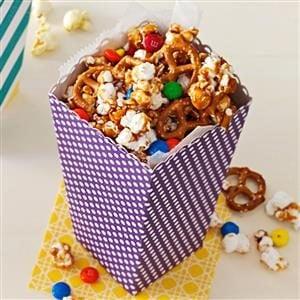 Peanut Butter Lover's Popcorn Recipe
