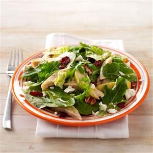 Pear Chicken Salad Recipe