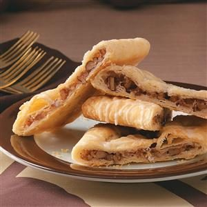 Pecan Kringle Sticks Recipe