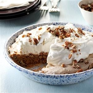 Pecan Meringue Pie Recipe