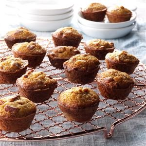 Pecan Pie Mini Muffins Recipe
