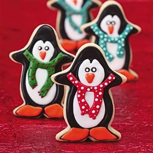 Penguin Cutouts Recipe