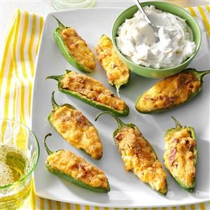 Pepper Poppers Recipe