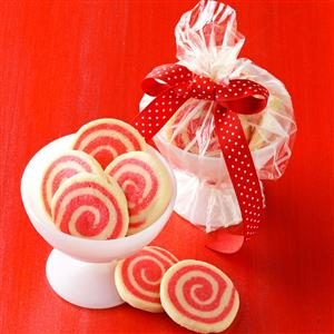 Peppermint Pinwheels Recipe