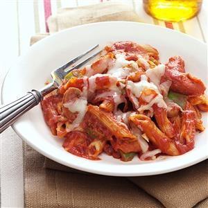 Pepperoni Pizzazz Recipe