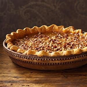 Persimmon Squash Pie Recipe