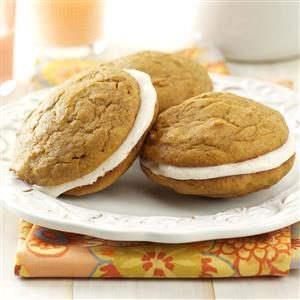 Peter Peter Pumpkin Whoopies Recipe