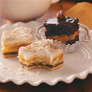 Petite Apricot Pastries Recipe