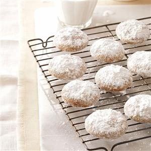 Pfeffernuesse Cookies Recipe
