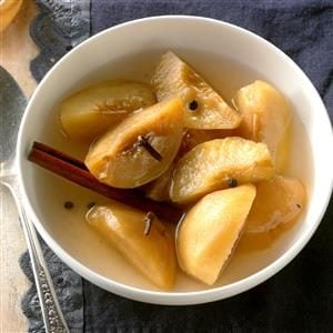Pickled Peaches
