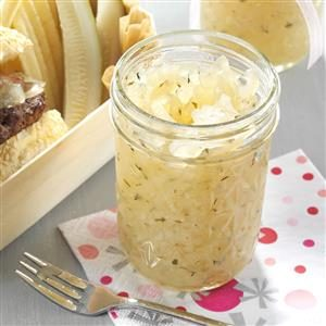 Pickled Sweet Onions Recipe