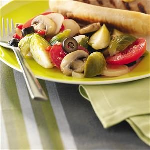 Pickled Veggie Salad Recipe