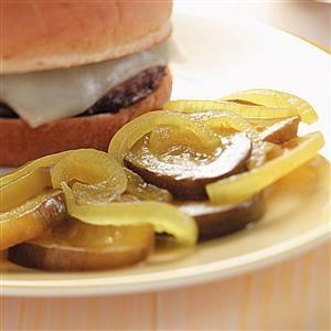 Pickled Zucchini Slices Recipe