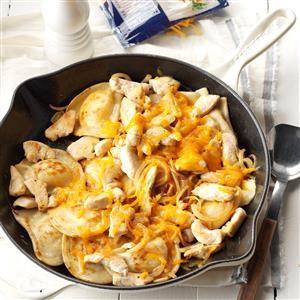 Pierogi Chicken Supper Recipe